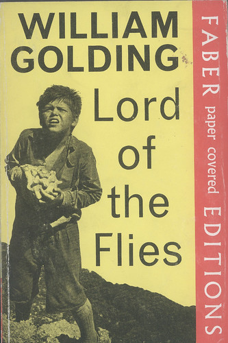 a report on the book lord of the flies by william golding The novel lord of the flies is set on a deserted island somewhere in the tropics   lord of the flies book report profile  lord of the flies, by william golding,  was published in 1954 by faber and faber ltd of london.