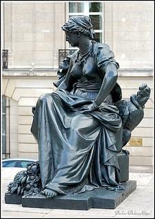 l 39 am rique du sud statue d 39 aim millet 1819 1891 en flickr. Black Bedroom Furniture Sets. Home Design Ideas