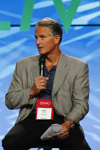 Dan'l Lewin, Cloud Technology Sages at DEMO Fall 2011 | by startupamerica