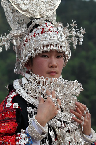 Asia - China / Sisters' Meals Festival Of Miao Ethnic Group | by RURO photography