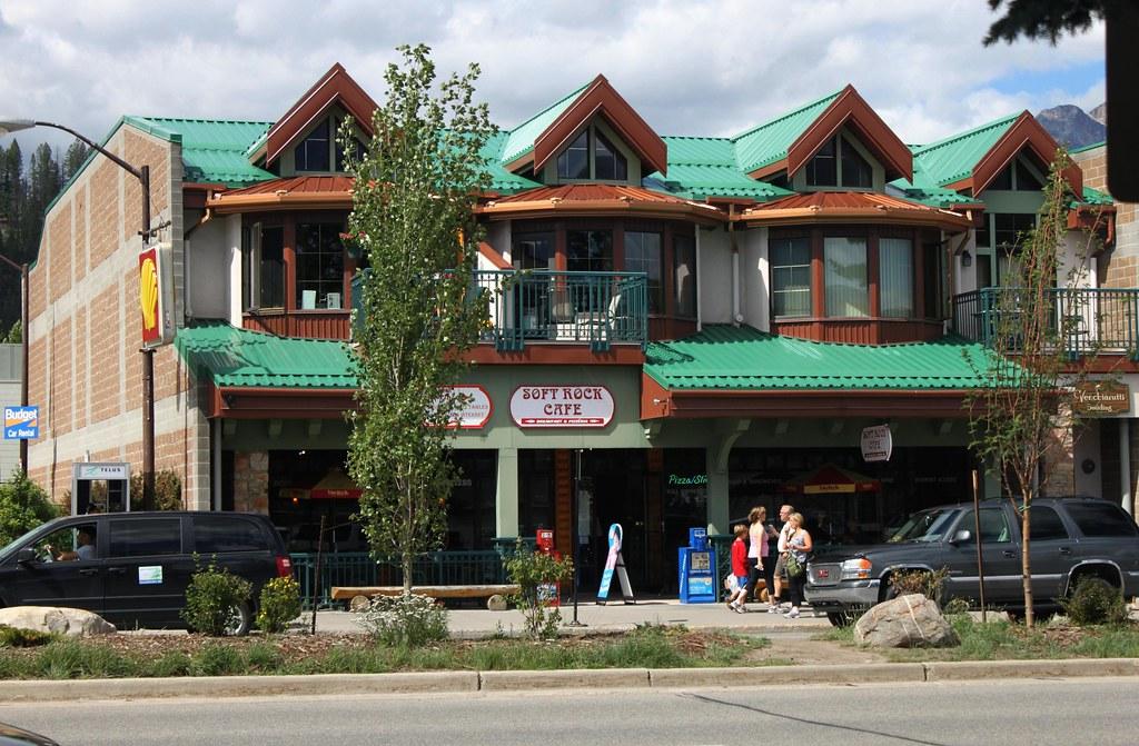 Soft Rock Cafe Dayton Ohio