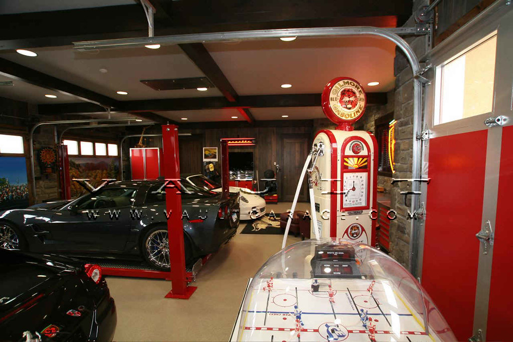 Custom Garage Design And Furnished By VAULT®