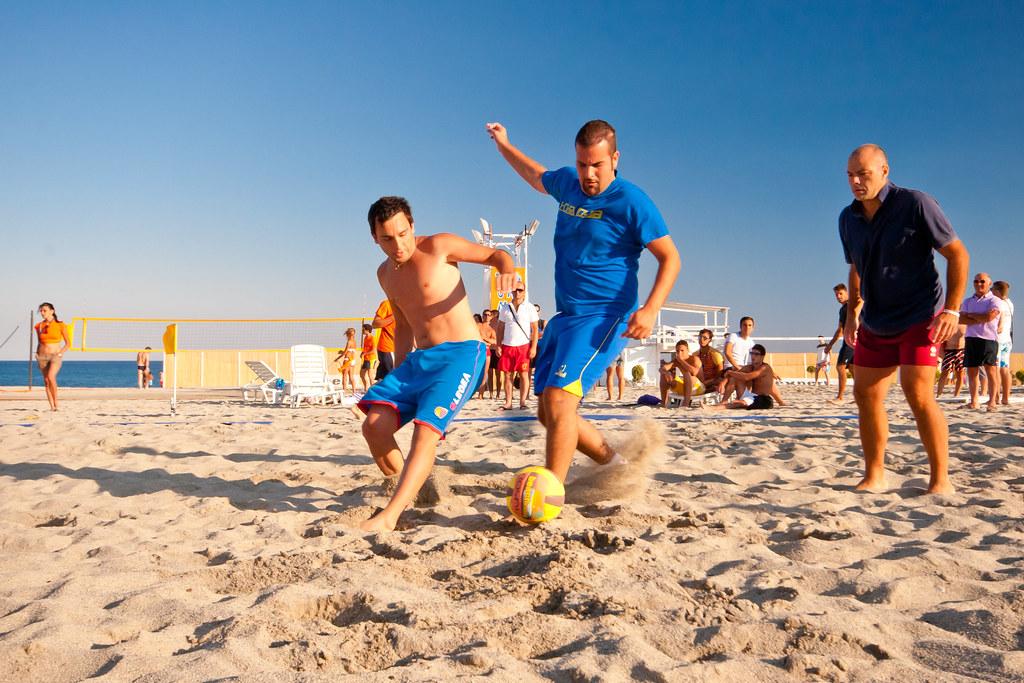 Tocamaro 2011 - Beach Soccer | Umberto Rotundo | Flickr