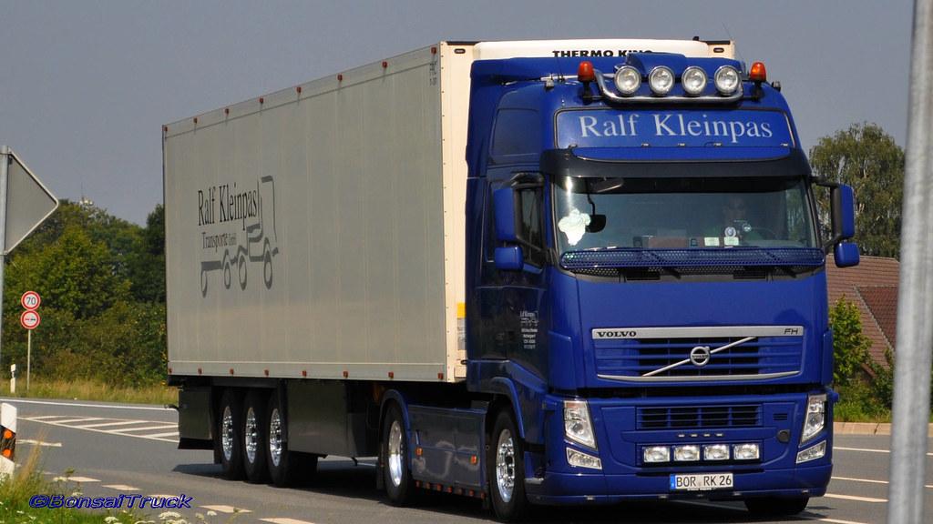 D - Ralf Kleinpas Volvo FH 12-460 GL03 | BonsaiTruck | Flickr
