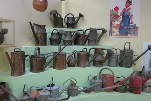 National museum of watering cans | by Dave_Walker