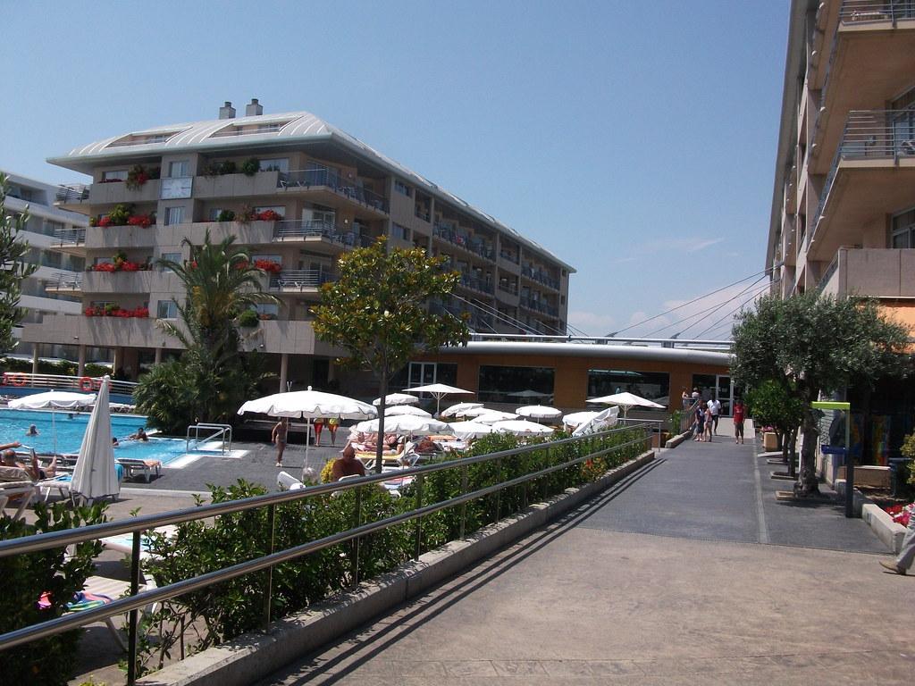 Santa Susanna Hotel Spain