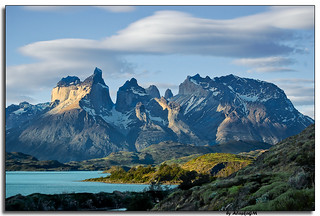 Torres del Paine & Pehoe Lake | by AlaskaGM