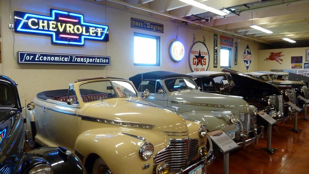 albaugh car collection