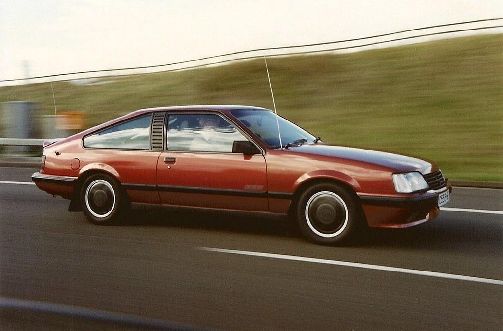 Opel Monza Gse C555 Keg My Old Monza Photo Was Taken