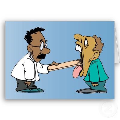 funny doctor cartoon
