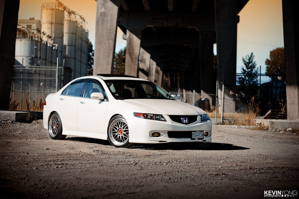 Honda Accord Euror Bbs Lm Kevin Yong Flickr