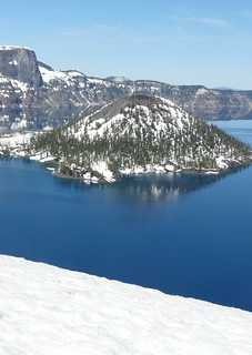 Crater Lake # 20, Wizard Island | by jb10okie
