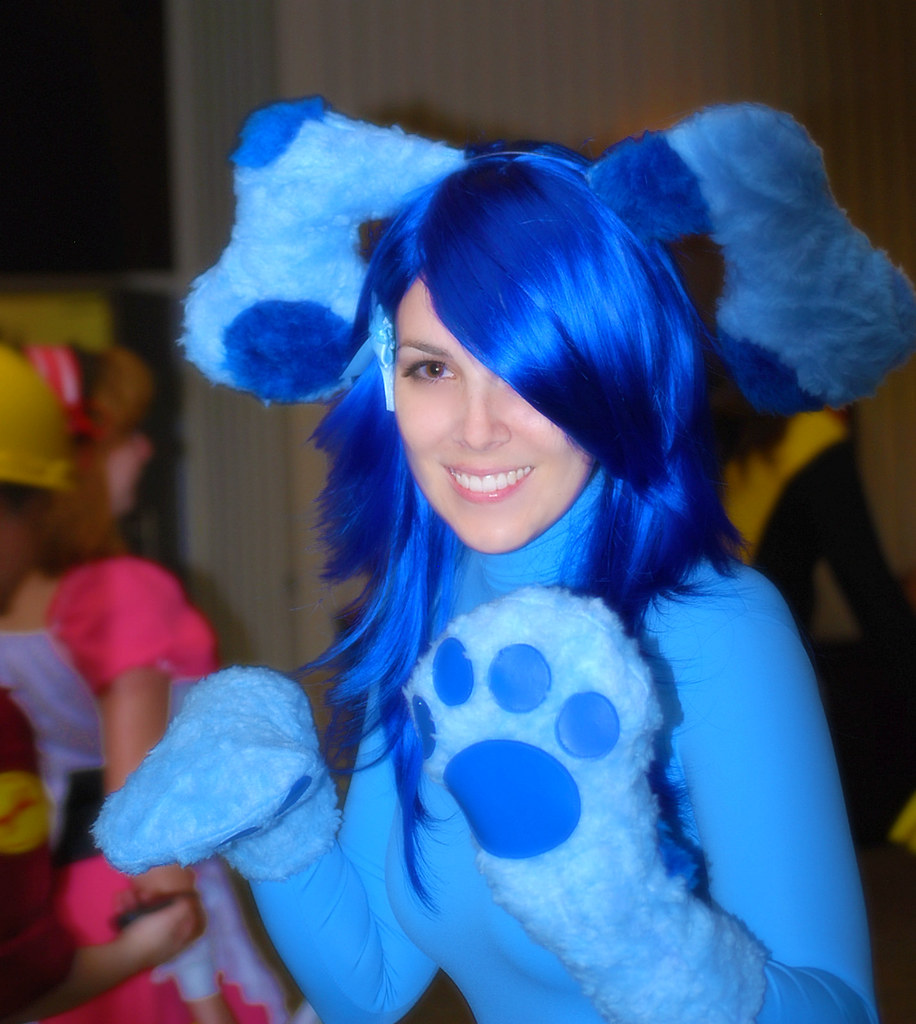 blue u0027s clues dragon con september 3 2011 atlanta ga