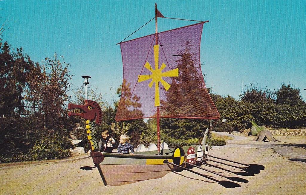 Atlantis Play Center Garden Grove Ca Circa 1970 Flickr