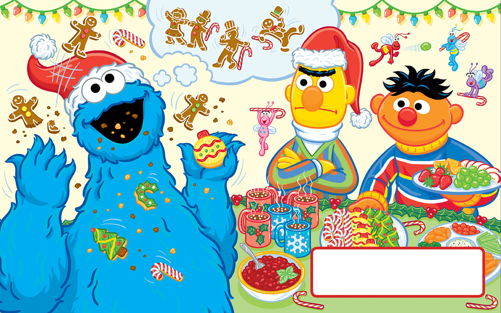 Sesame Street | Flickr