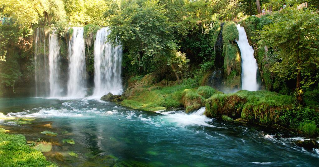 Waterfalls Big Island Swim At