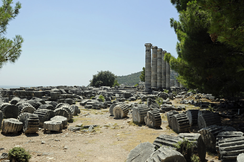 Temple of Athena 1