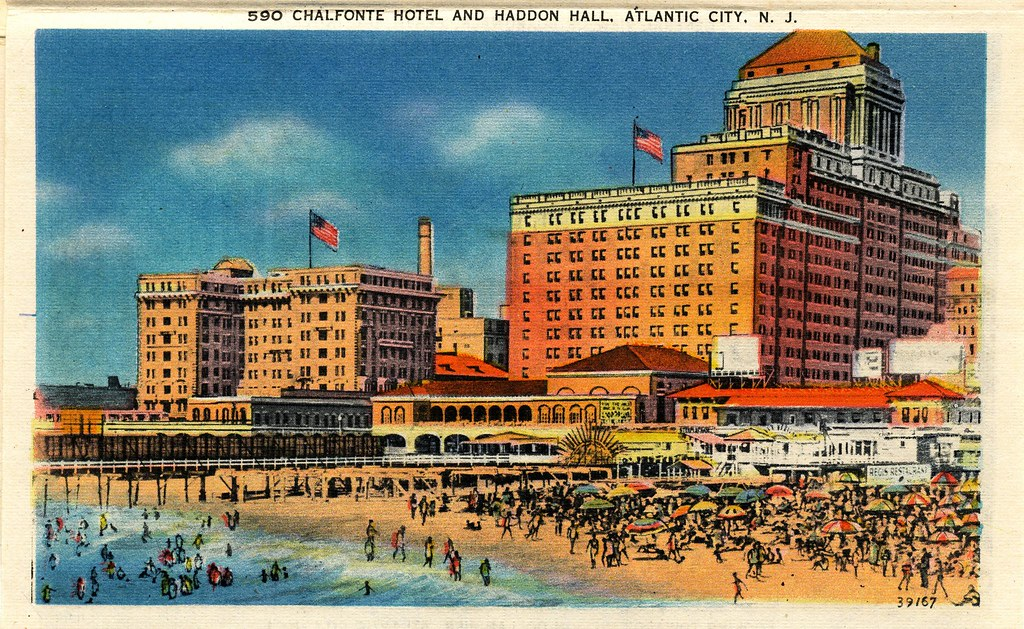 All The Hotels In Atlantic City
