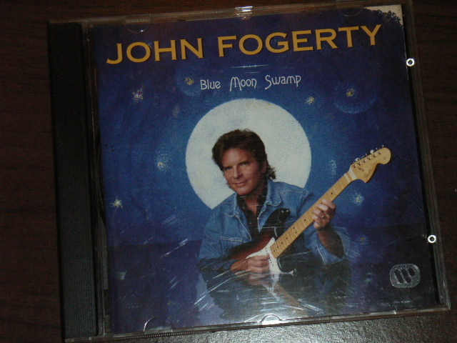 John Fogerty Blue Moon Swamp Cd Condition Used Like