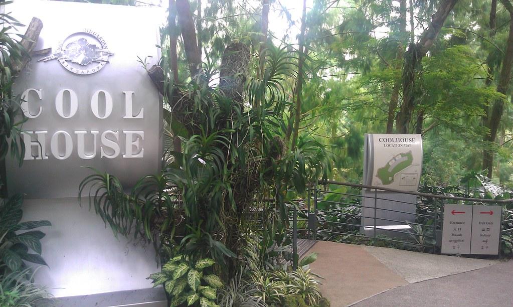 Cool House: Singapore Botanic Gardens | Rudy Herman | Flickr