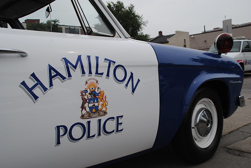 Hamilton Police Service | by Larry Thorne