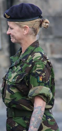 105th regiment royal artillery volunteers in combats mick flickr. Black Bedroom Furniture Sets. Home Design Ideas