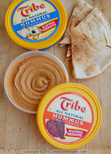 Tribe Hummus | by chow vegan