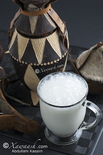 Somali Champagne (Simulated Camel Milk) | by aikassim