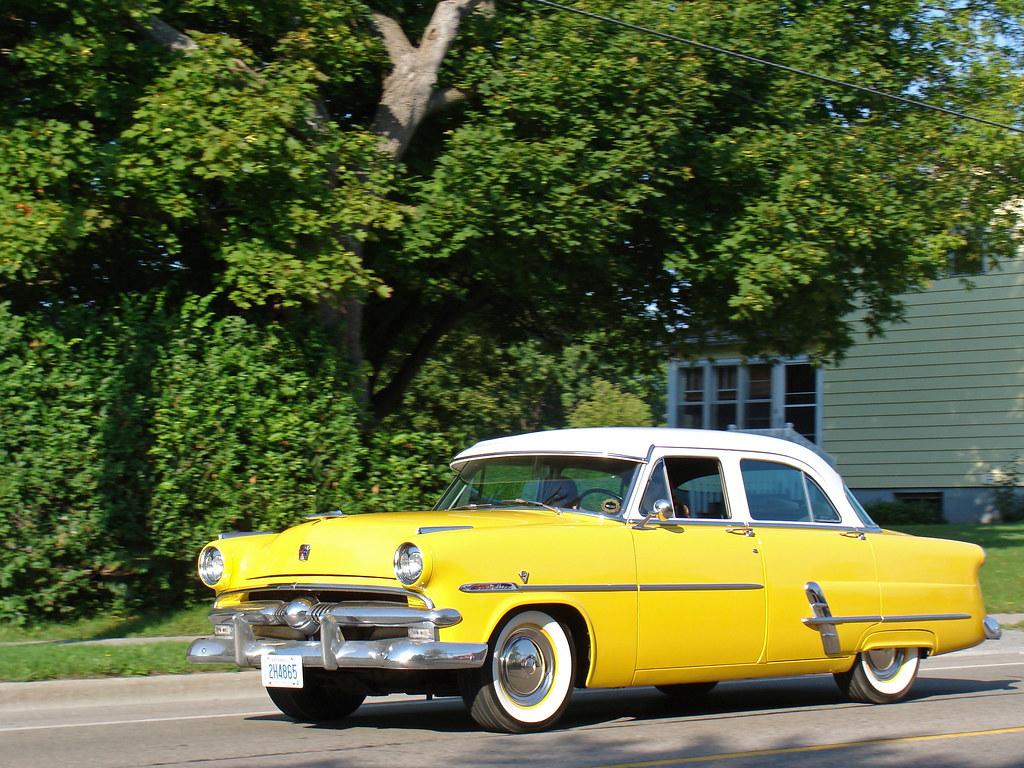 1953 ford customline 4 door andrey flickr for 1953 ford customline 4 door