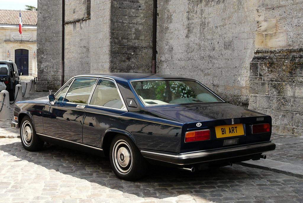 Royce Royce >> Rolls-Royce Camargue | St-Emilion - Gironde - FR | Benoit ...