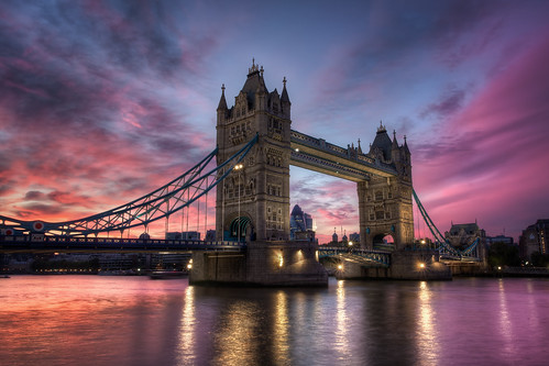 Tower Bridge Sunset | by TheFella