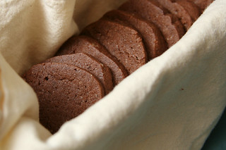 chocolate allspice cookies 3 | by crumblycookie