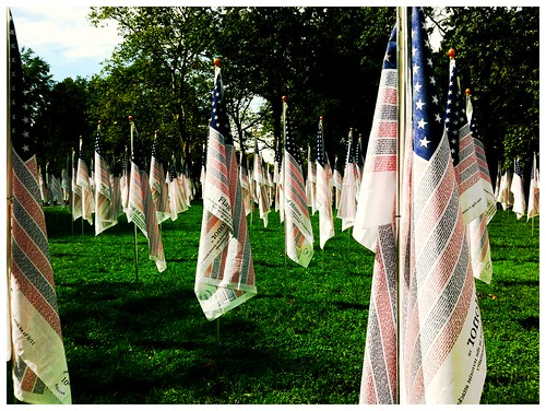 9/11 tribute, battery park | by Margine