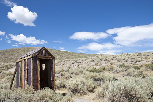 Outhouse | by Jim Bahn