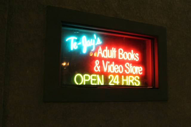 Adult Book Store Finder 81