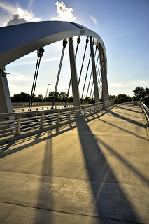 Backlit Bridge | by Cameron Bushong
