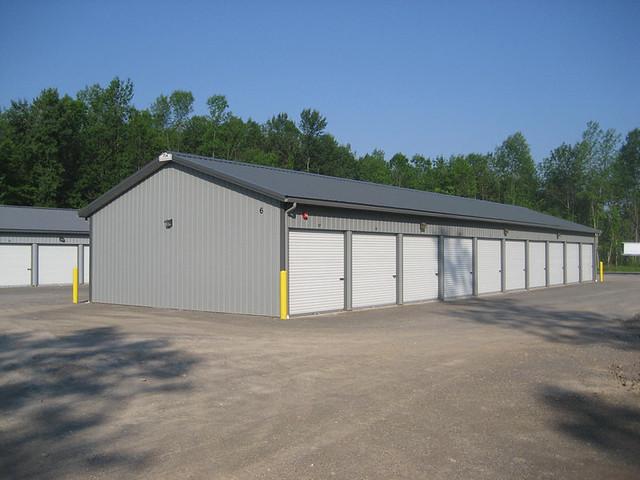 Mini-warehouse Construction