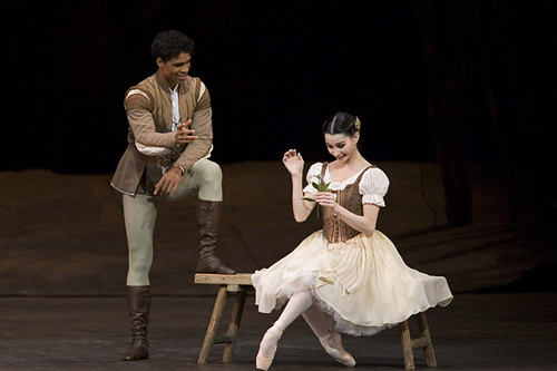 Tamara Rojo as Giselle and Carlos Acosta as Albrecht in Giselle © ROH/2011 | by Royal Opera House Covent Garden