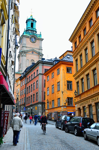 Stockholm | by Gedsman