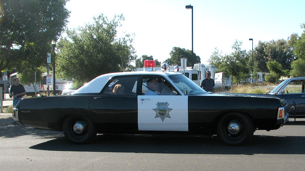 1971 Dodge Polara - Santa Clara County Sheriff 2 | Photograp… | Flickr