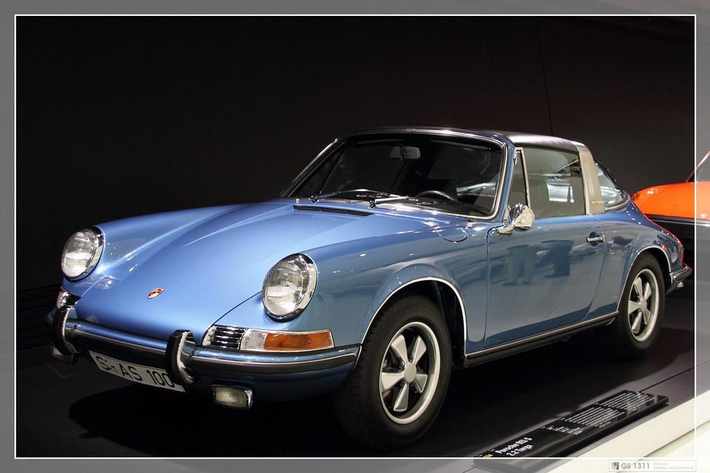 1970 Porsche 911 S 2 2 Targa 01 Georg Sander Flickr