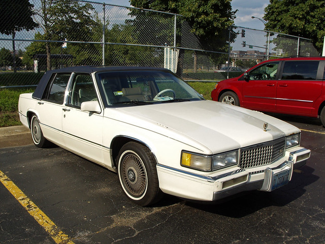 1990 cadillac sedan deville flickr photo sharing. Cars Review. Best American Auto & Cars Review