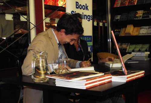 Edinburgh International Book Festival - Nick Hayes & William Goldsmith 03 | by byronv2