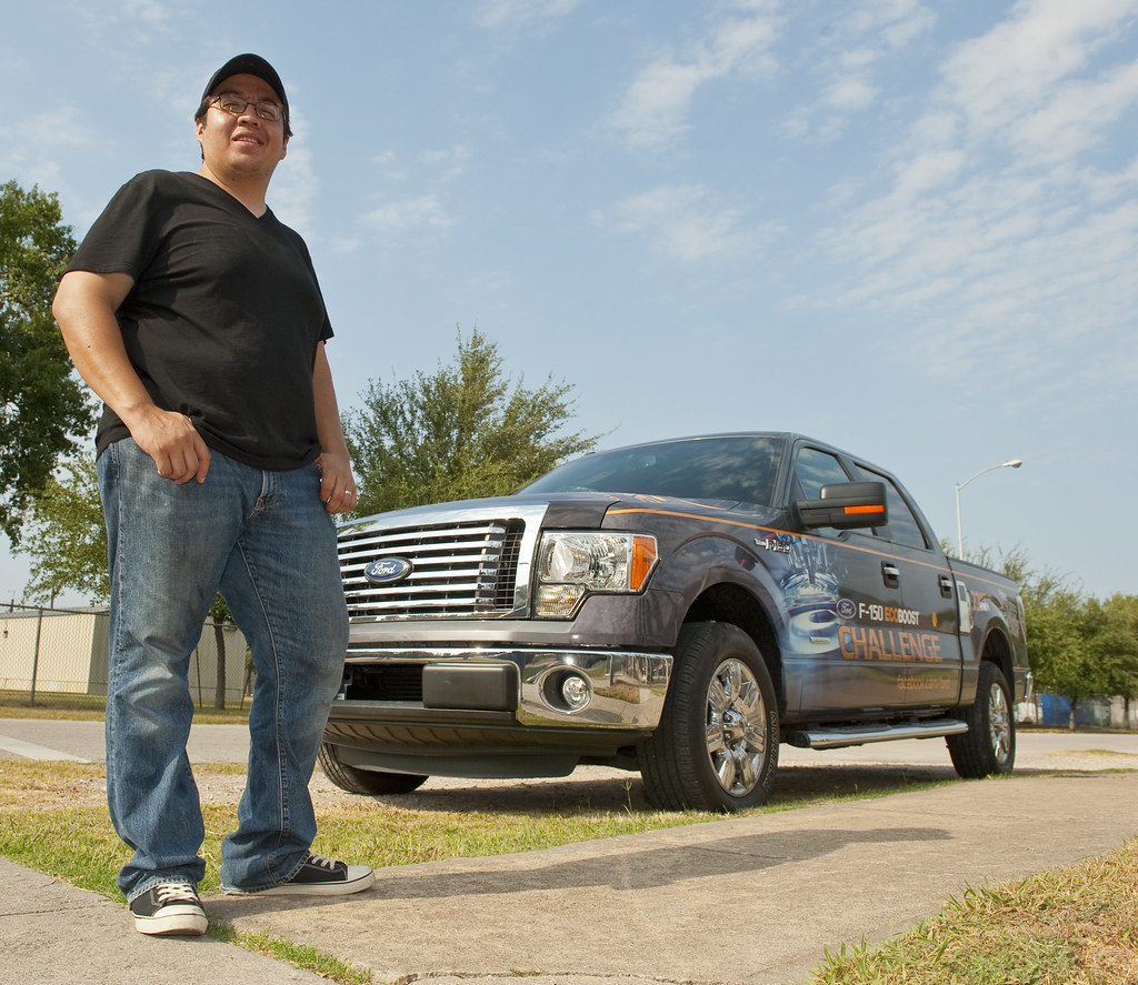 Ford F 150 Ecoboost Challenge Houston Event Houston Tx