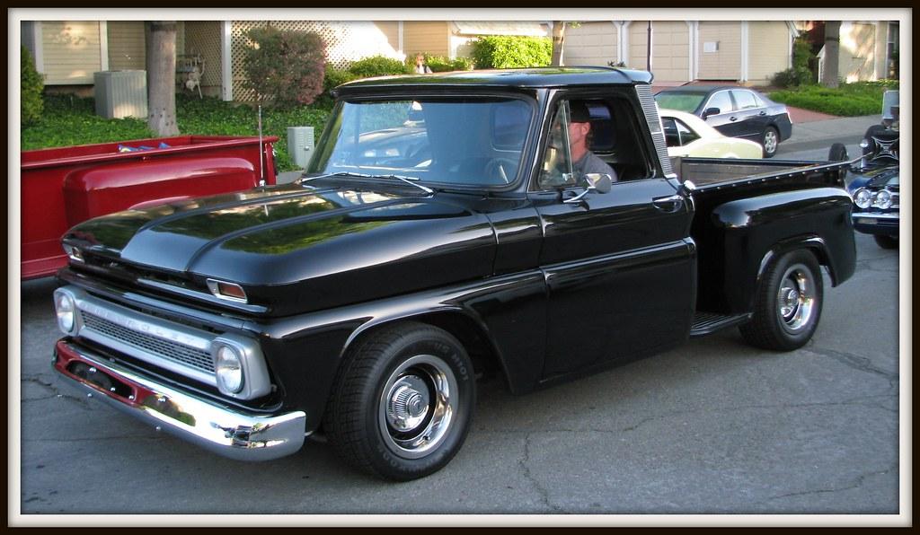 1964 chevrolet c10 stepside pickup 39 33760a1 39 2. Black Bedroom Furniture Sets. Home Design Ideas