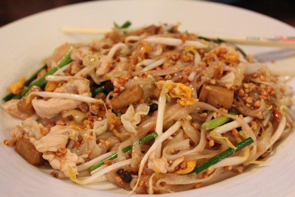 Pad Thai For  America S Test Kitchen
