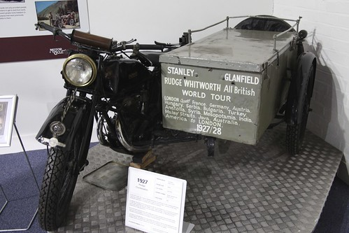1929 Rudge Combination motorcycle | by JeDi58