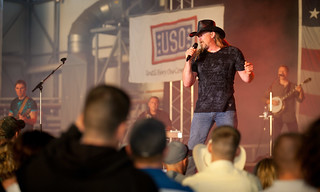 Trace Adkins 9/11 USO Concert | by The USO