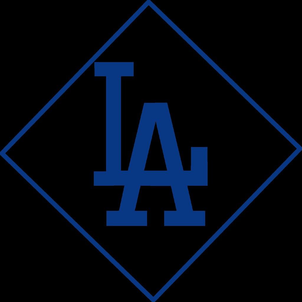 Los Angeles Dodgers New Alternate Logo Pmell2293 Flickr