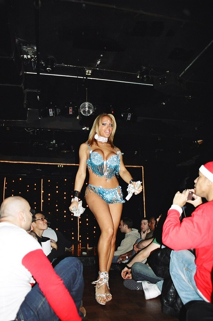 Transsexual + new york club